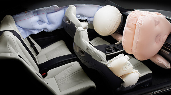 Srs curtain airbag